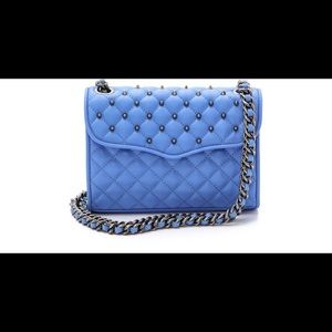 Rebecca Minkoff Mini Quilted Studded Affair bag